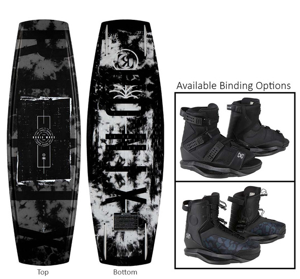 Ronix Parks Wakeboard Package