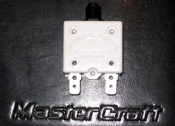MasterCraft Circuit Breaker 15 Amp