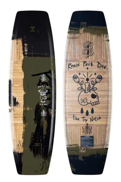 Ronix Top Notch Pro Wakeboard 1