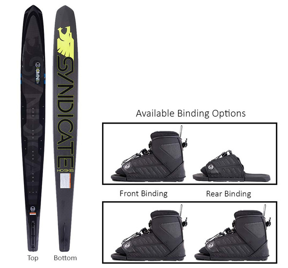 HO Syndicate Omni Water Ski Package