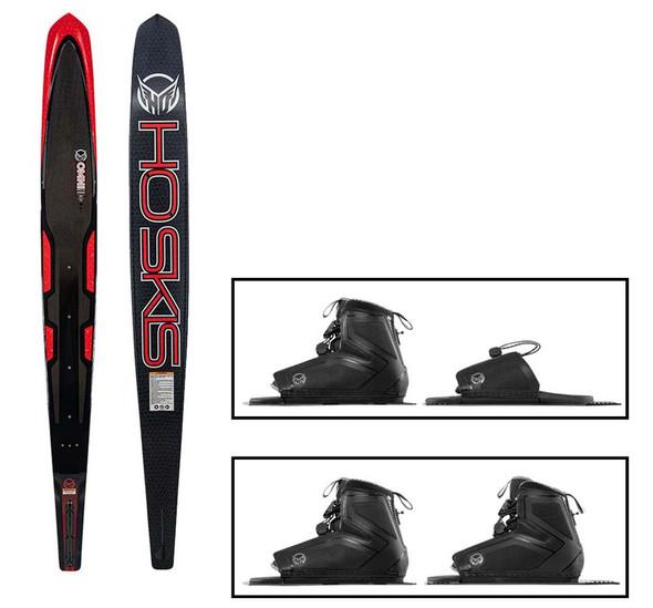 2022 HO Carbon Omni Water Ski Package