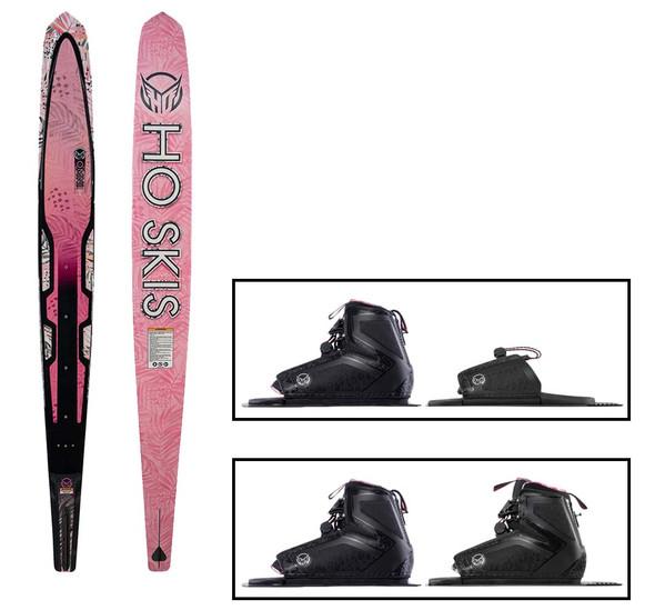 2022 HO Womens Omni Water Ski Package