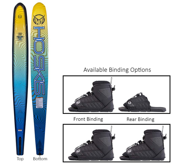 HO Fusion Freeride Water Ski Package