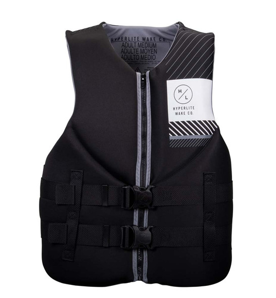 Hyperlite Indy Vest - Black/Grey 1