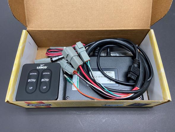 Lenco Trim Tab Switches - Standard