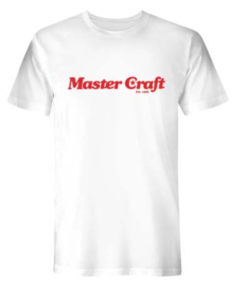 Mastercraft Legacy T-Shirt - White