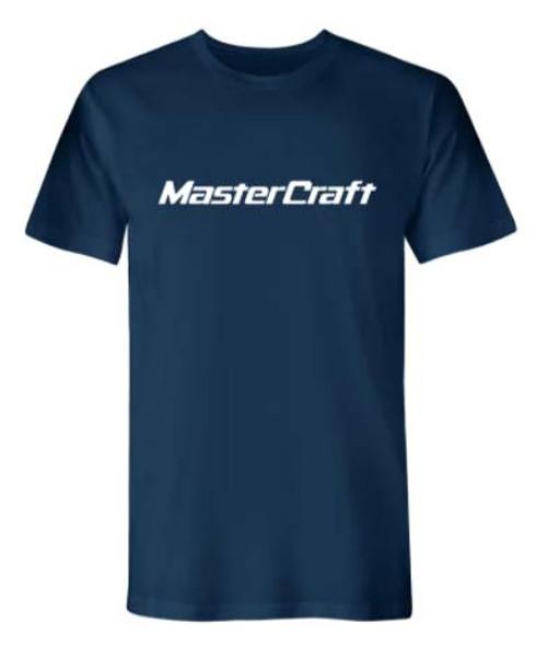Mastercraft Classic Logo T-Shirt - Navy