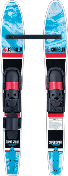 """2021 Connelly Super Sport 55"""" Combo Water Skis"""