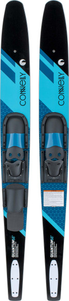 """2021 Connelly Quantum 68"""" Combo Water Skis"""