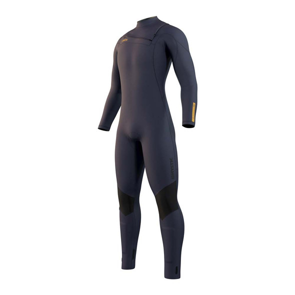 2021 Mystic Marshall Fzip Full Wetsuit - 3/2mm (Night Blue) 1