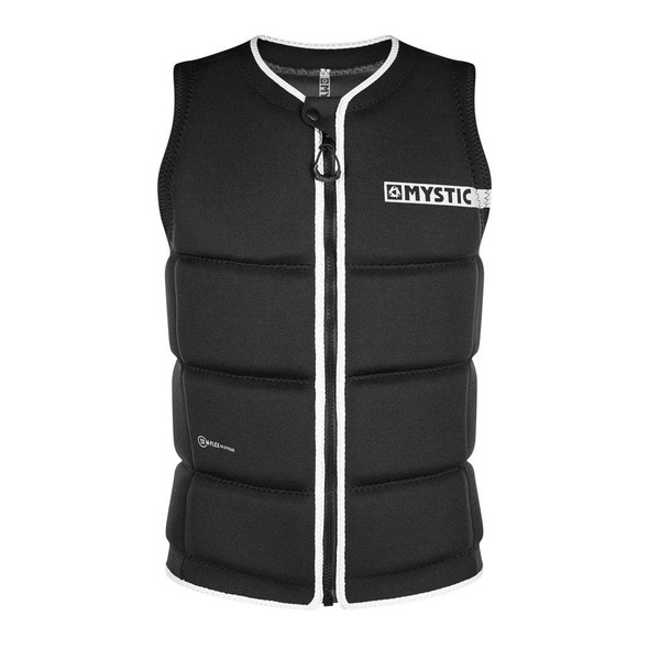 2021 Mystic Brand Life Vest - Black 1