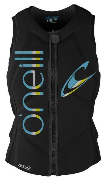 O'Neill Womens Slasher Vest (Black)