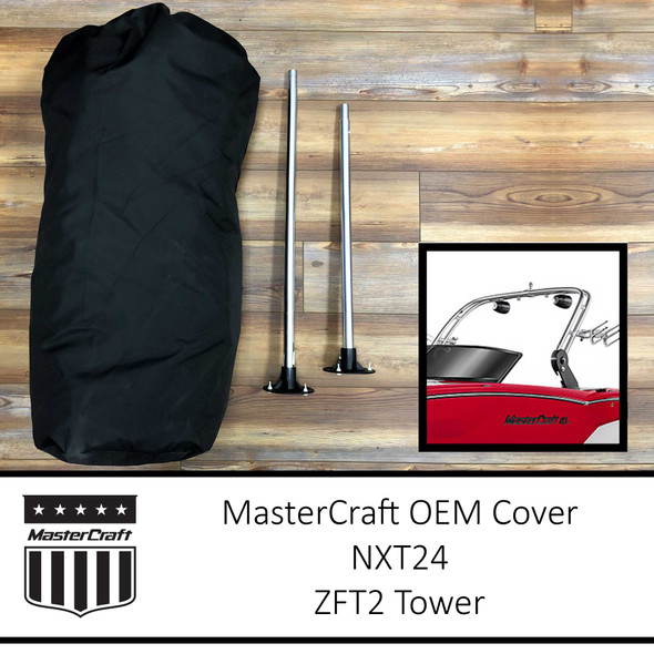 MasterCraft NXT24 Cover | ZFT2 Tower