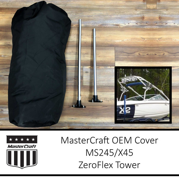 MasterCraft MS245/X45 Cover | ZeroFlex Tower