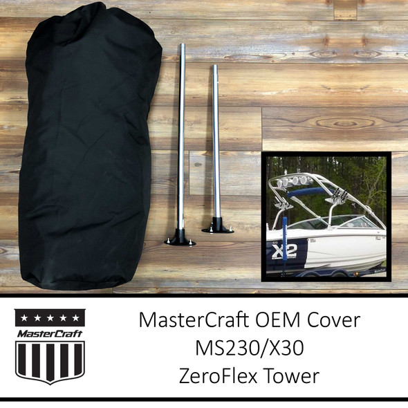 MasterCraft MS230/X30 Cover | ZeroFlex Tower