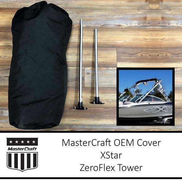 MasterCraft XStar Cover | ZeroFlex Tower