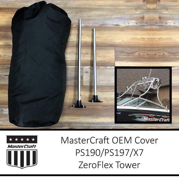 MasterCraft PS190/PS197/X7 Cover | ZeroFlex Tower