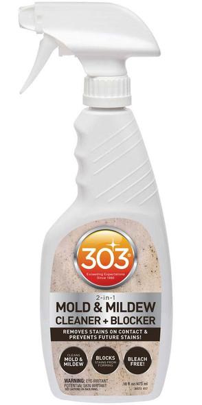 303 Mold and Mildew Cleaner/Blocker