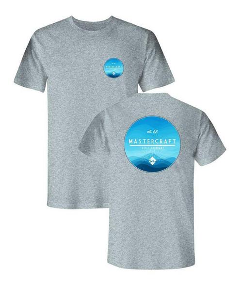 MasterCraft Circle Wave Men's T-Shirt