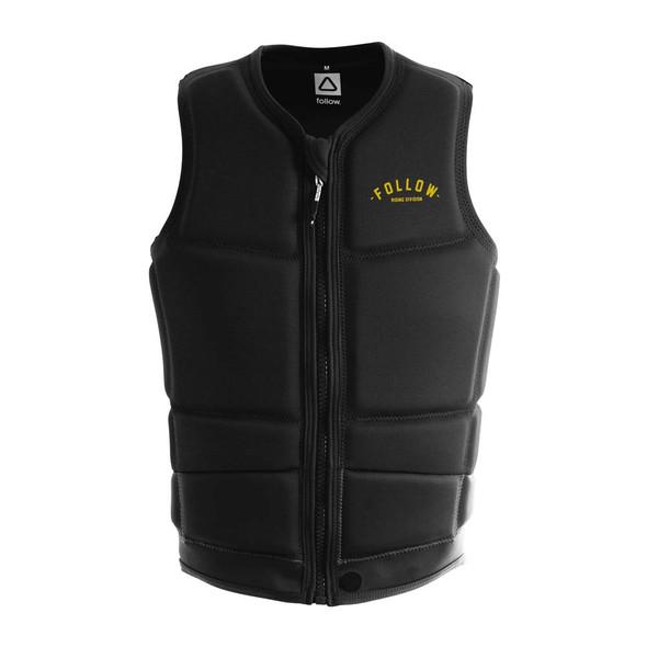 Follow Division Life Vest- Black