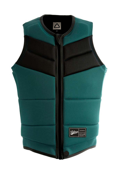 2021 Follow Primary Life Vest - Emerald