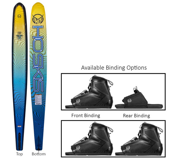 2021 HO Fusion Stance 110 Water Ski Package