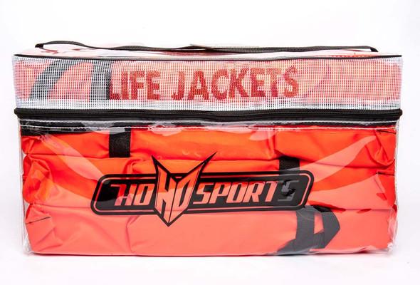 HO 4-Pack AK-1 Life Vests