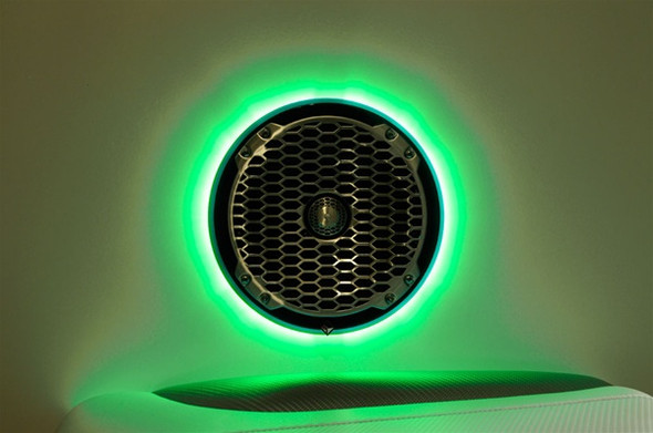 Rockford M282 LED Speaker Rings