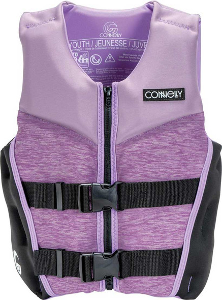 Connelly Girls  Youth Classic Neo Vest- Large