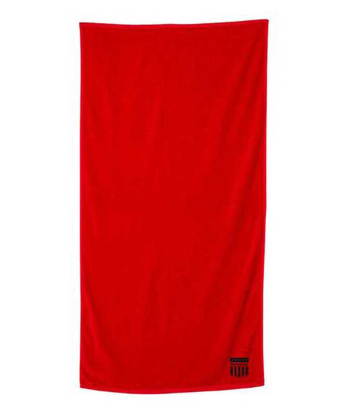 Mastercraft Shield Logo Towel - Red