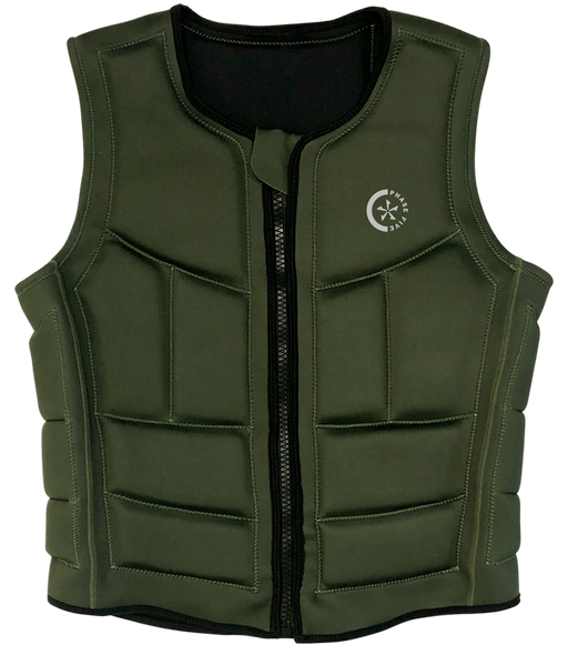 2021 Phase 5 Life Vest - Army Green