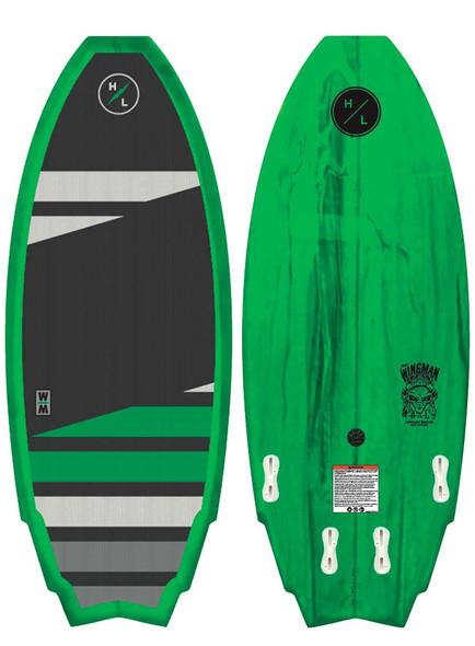 Hyperlite Wingman Wakesurf Board