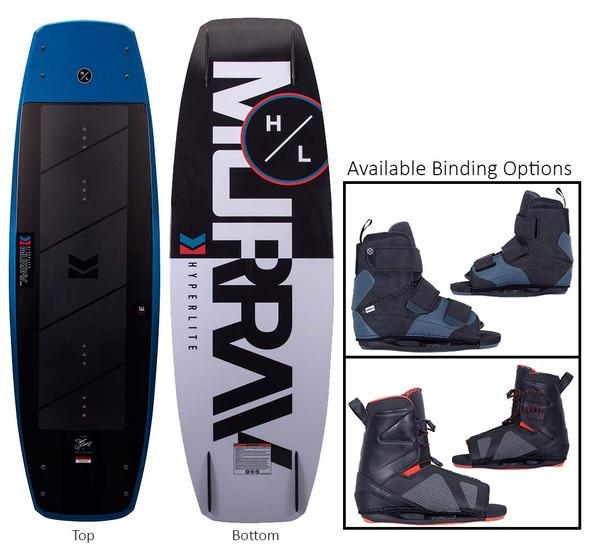 Hyperlite Murray Wakeboard Package