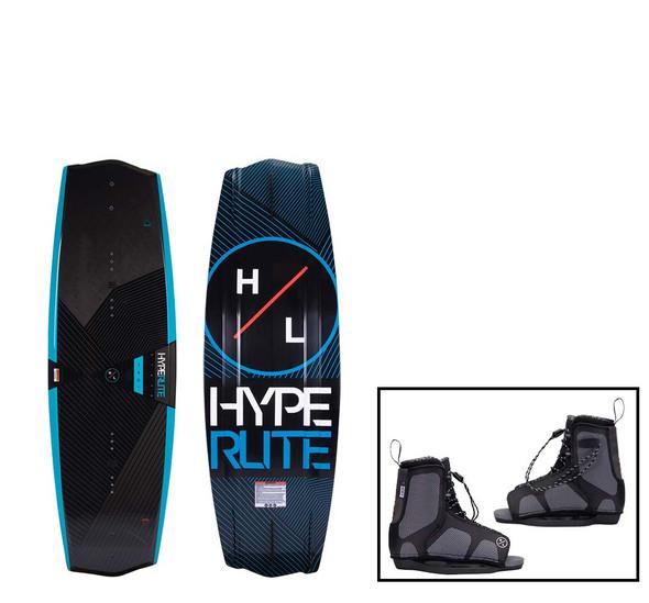 2022 Hyperlite State Jr Wakeboard W/Remix Bindings