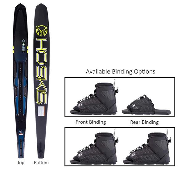HO Carbon Omni Water Ski Package