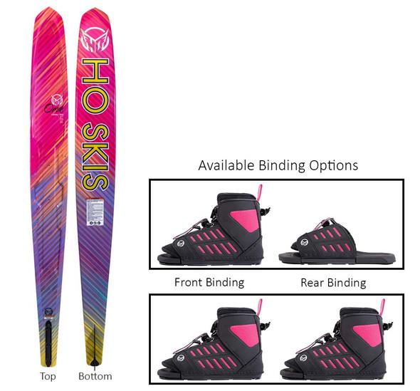 HO Girls Omni Water Ski Package