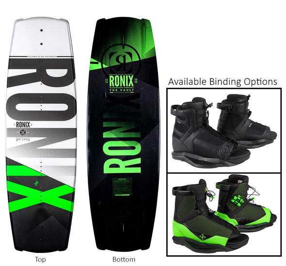 Ronix Vault Wakeboard Package