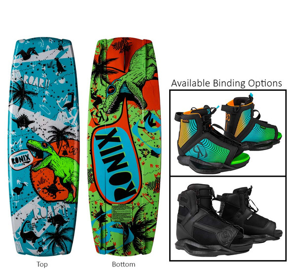 Ronix Vision Wakeboard Package