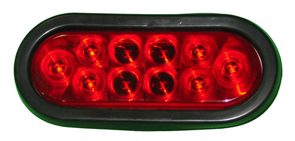 MasterCraft Trailer Lights (Red)