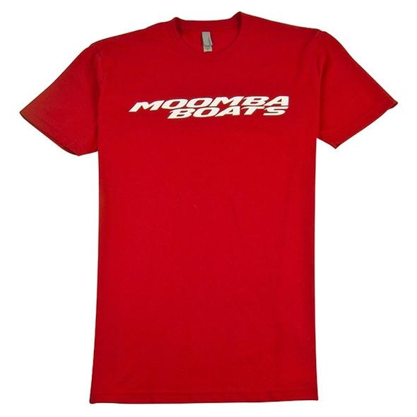 Moomba Premium Red Logo T-Shirt