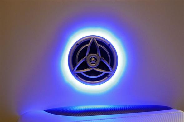Kicker Audio LED Speaker Rings