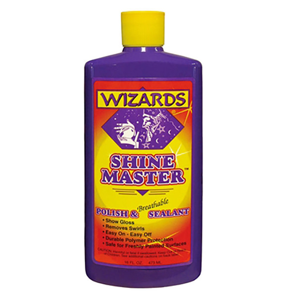 Wizards Shine Master Polish 16oz
