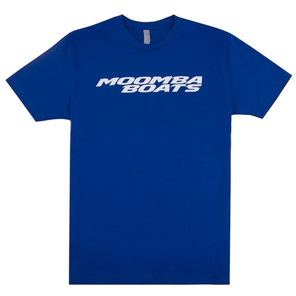 Moomba Premium Royal Logo T-Shirt