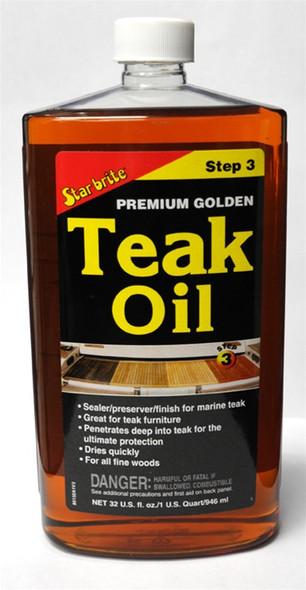 Starbrite Teak Oil