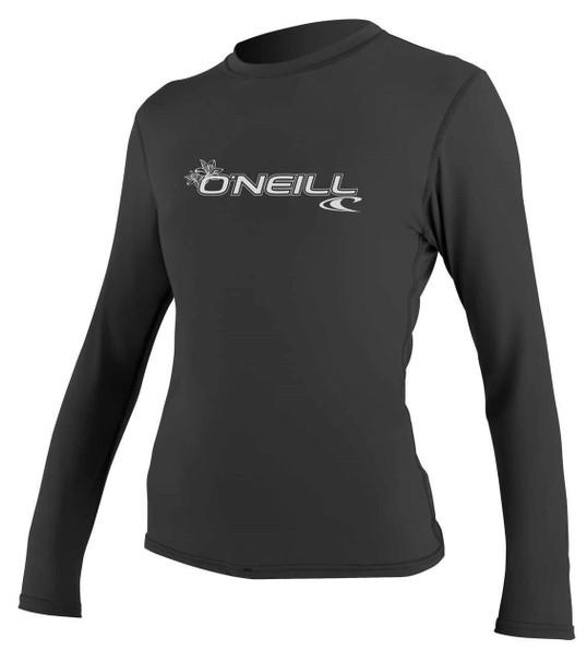 O'Neill Womens Basic Skins L/S Sun Shirt