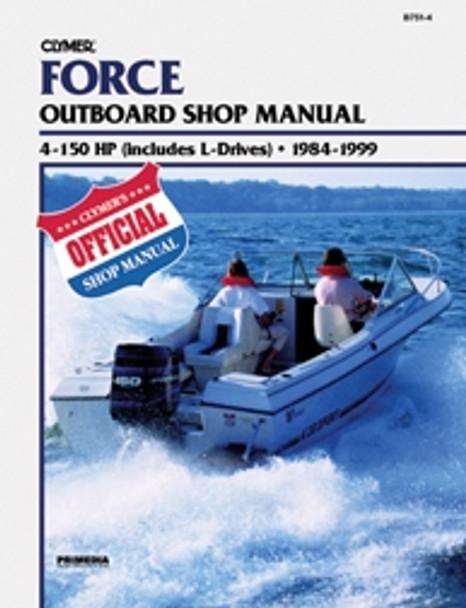 Force 84-99 Shop Manual