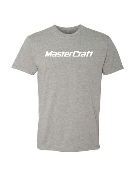 MasterCraft Grey Logo T-Shirt