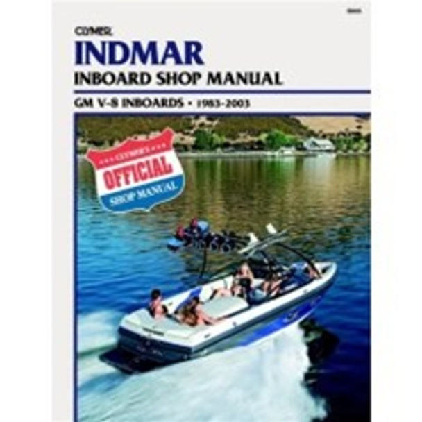 Indmar Inboard Shop Manual