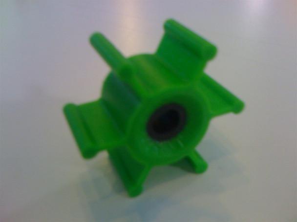Jabsco Green Ballast Impeller