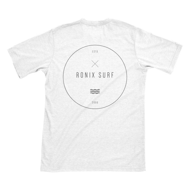 Ronix Surfs Up Back of T-Shirt